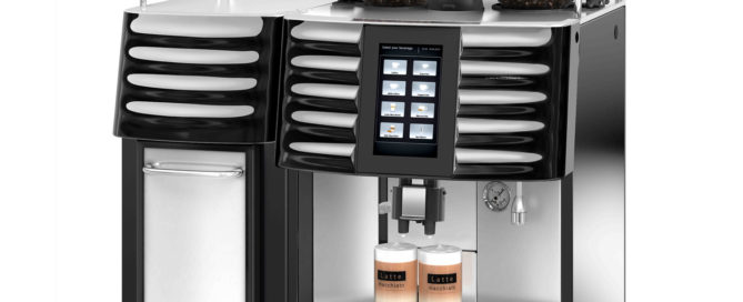 Caffeine supporting real time-telemetry on all Schaerer machines