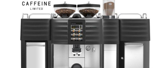 Schaerer Best Foam Bean to Cup Machine