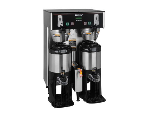 Best For Business – Bunn Icb-Twin Dual Infusion Series Stainless Steel Coffee Brewer