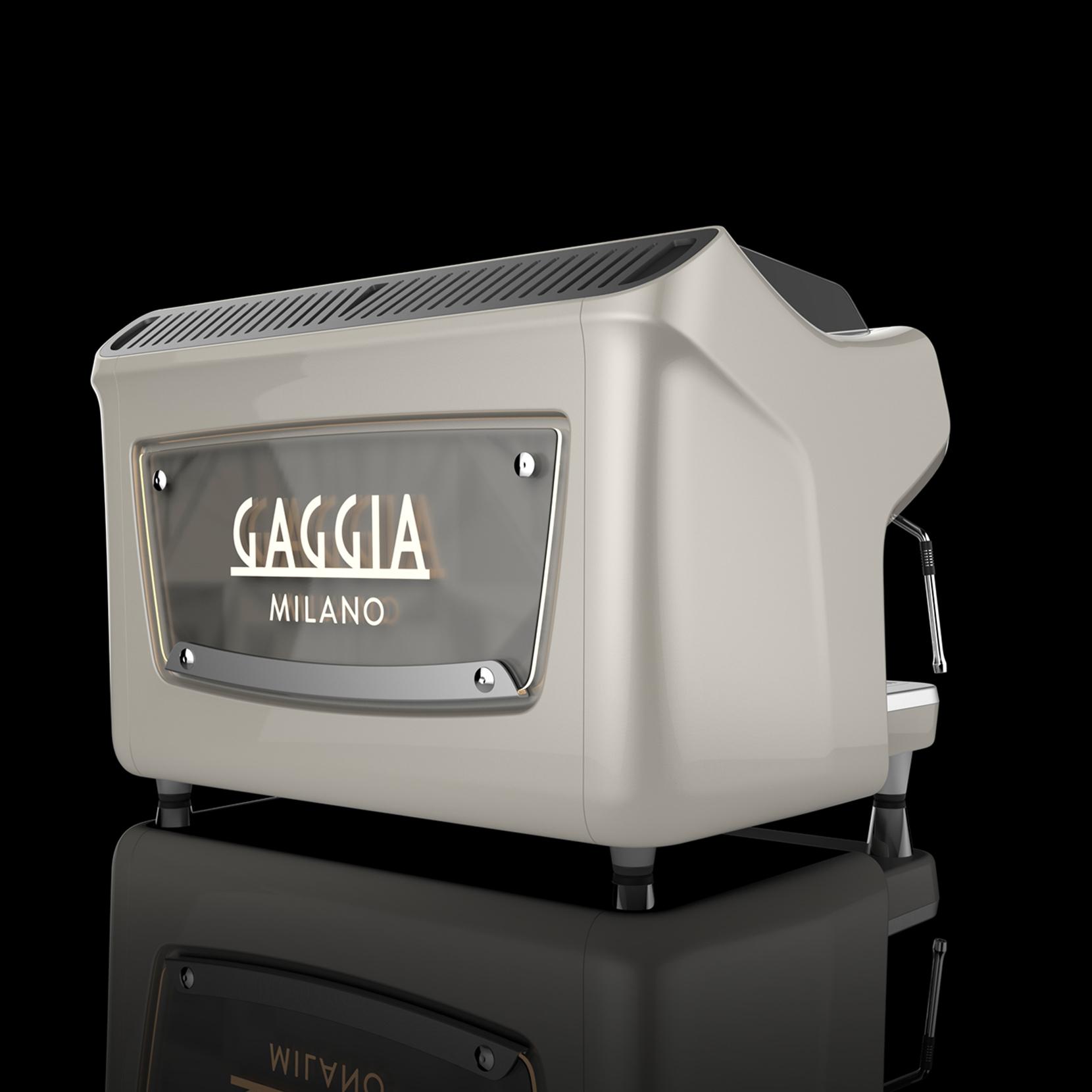 Gaggia Milano La Giusta back