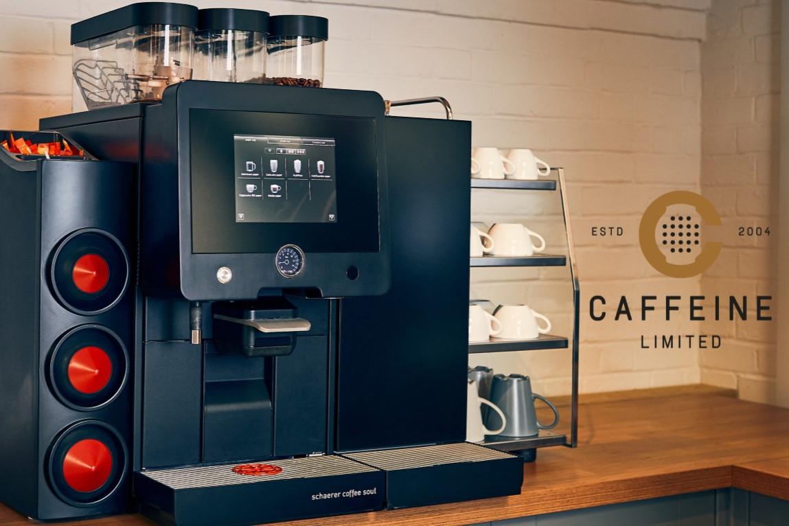 Schaerer With Caffeine Ltd