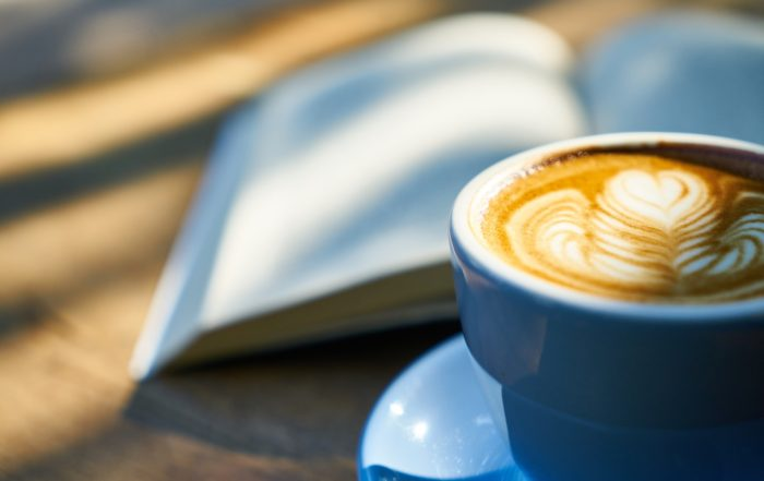 Have a coffee and a littel read on International Coffee Day