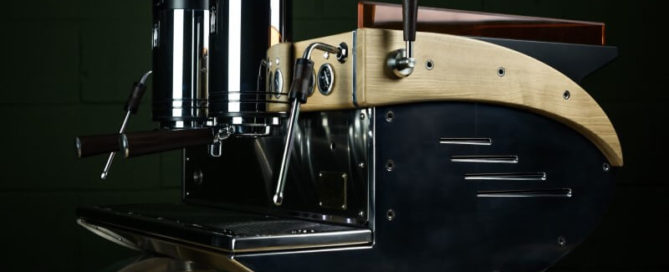 Conti Sixty Lever Arm Commercial Coffee Machines