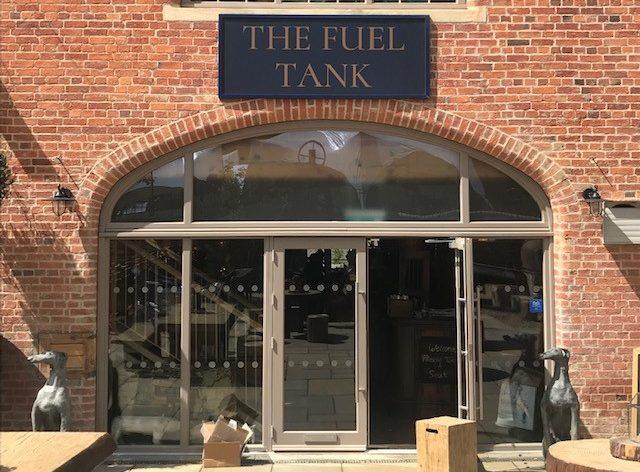 The Fuel Tank Belvoir Castle