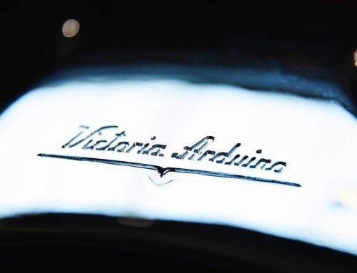 Caffeine & Victoria Arduino